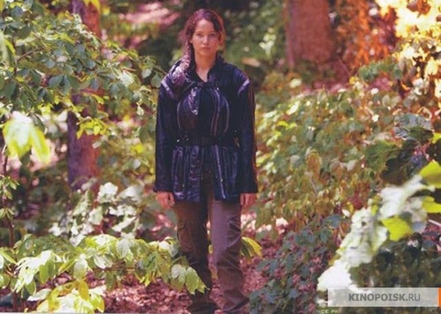 Man vs. Nature, Katniss vs. Arena anf finding food/water