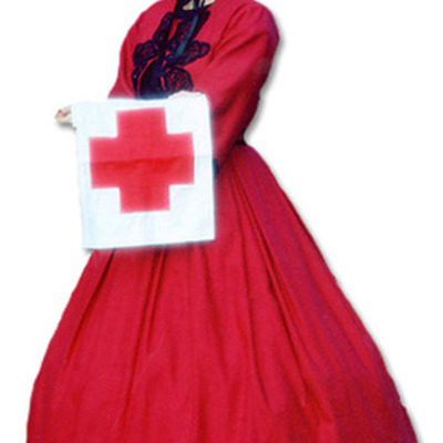 founder of the American red cross in 1881 timeline