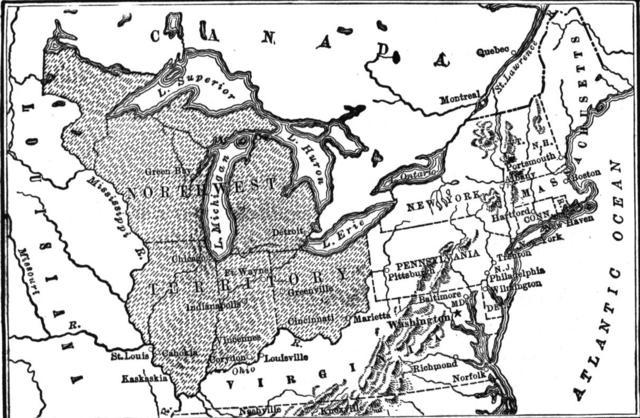 Northwest Ordinace of 1787