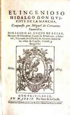 Primera edición del Quijote en el mercado