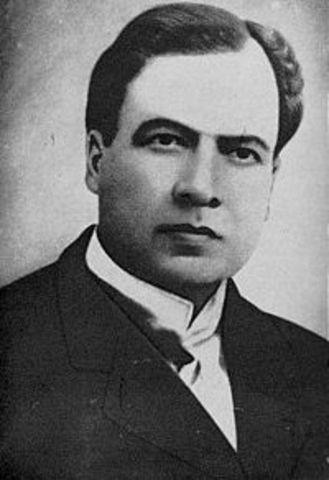 Nace Rubén Darío