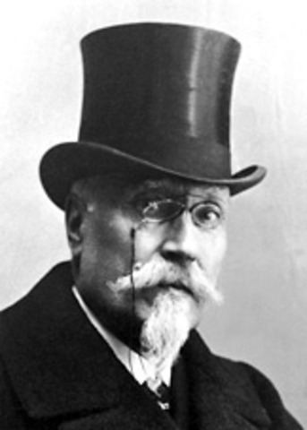 Nace José Echegaray
