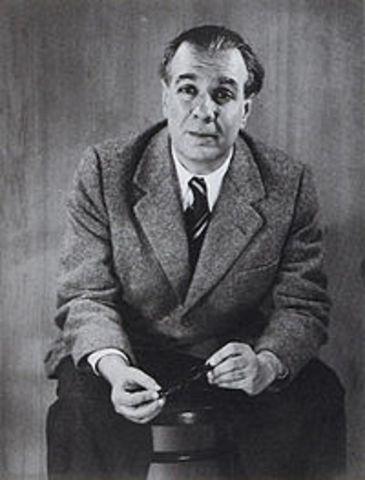 Nace Jorge Luis Borges