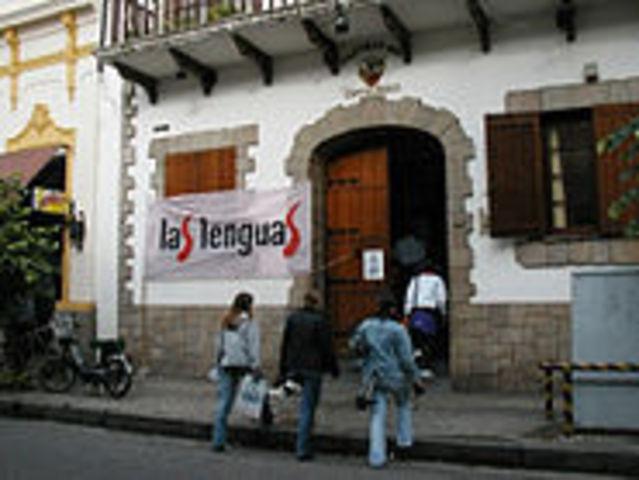 Primer congreso internacional de la lengua española