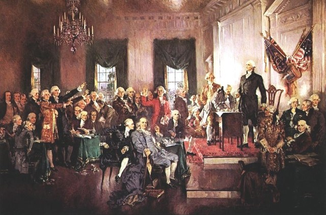 Constitutional Convention opens