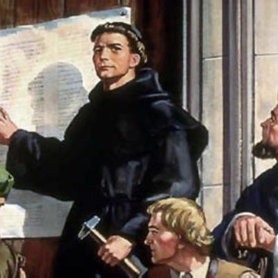 The Reformation by Daniel Merchant timeline