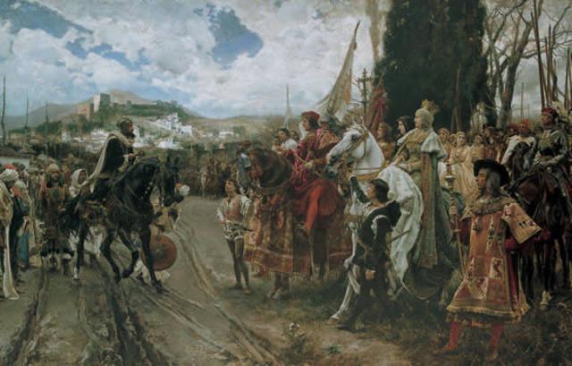 Arribada dels musulmans a la Península Ibèrica
