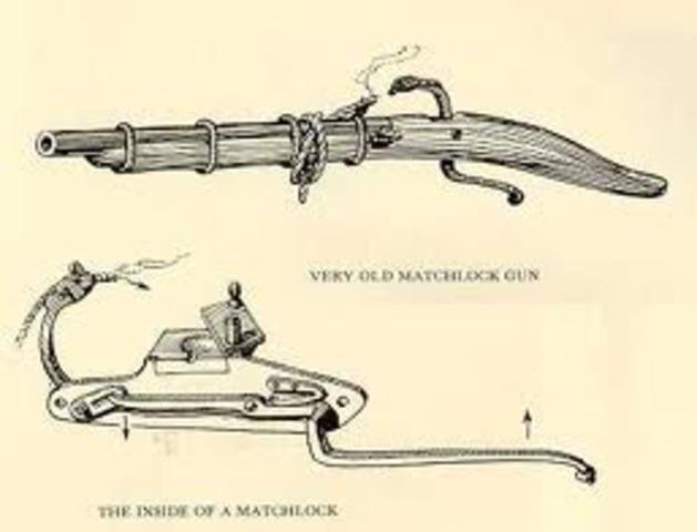 Matchlock Guns