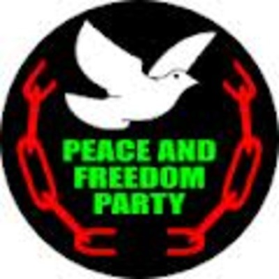 Peace and Freedom Party  timeline