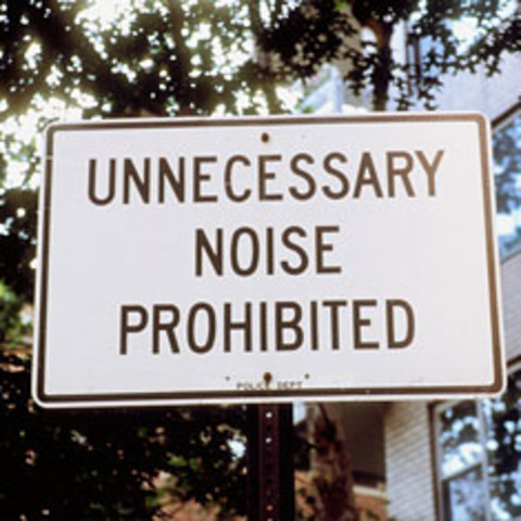 Noise control act