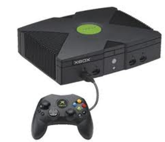 2001: Xbox