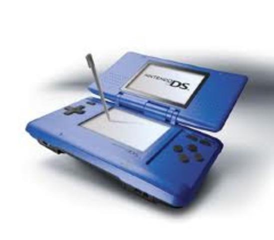 2004: Nintendo DS