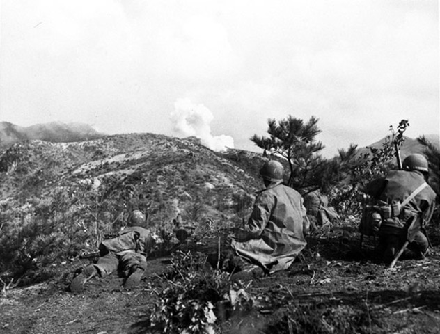 United Nation forces take Heartbreak Ridge after 18-day battle