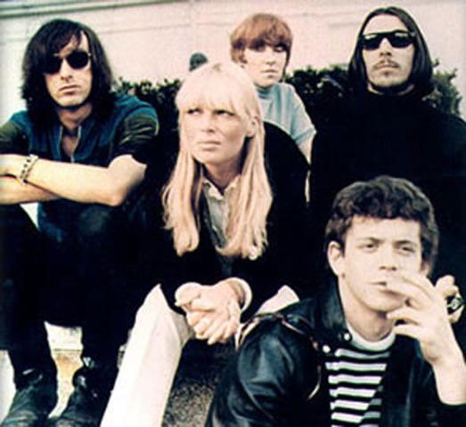Velvet underground rare early music video
