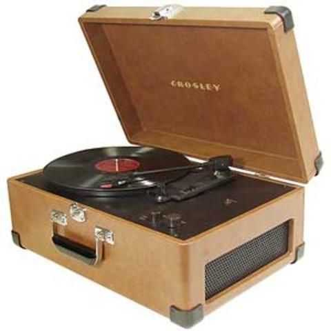 33-1/3 RPM long-playing record