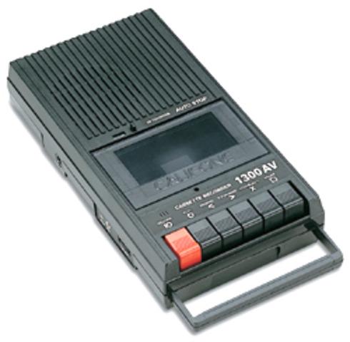 Audio Cassette Tape player