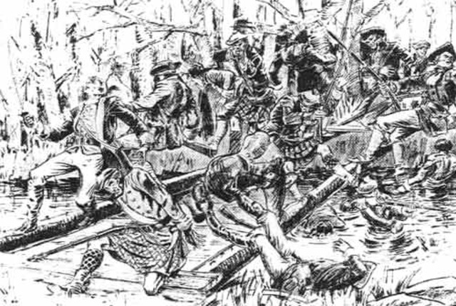 Battle of Moore's Creek Bridge (a.k.a. Lexington and Concord of the South)