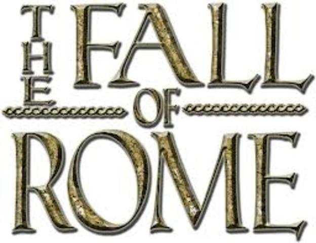Fall pf Rome