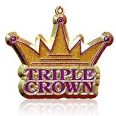 Triple Crown Winners timeline