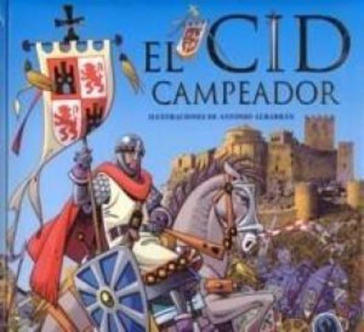 Cantar del Mio Cid ( Es anónimo)