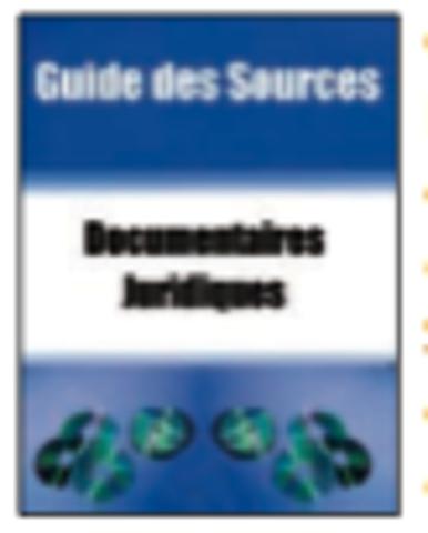 Nouveau Guide des Sources documentaires juridiques