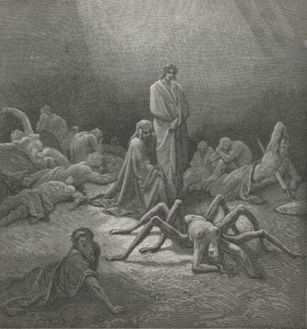 John Milton Begins Writing Paradise Lost