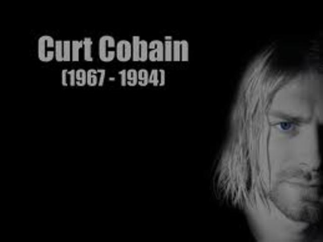 Курт Кобейн умер