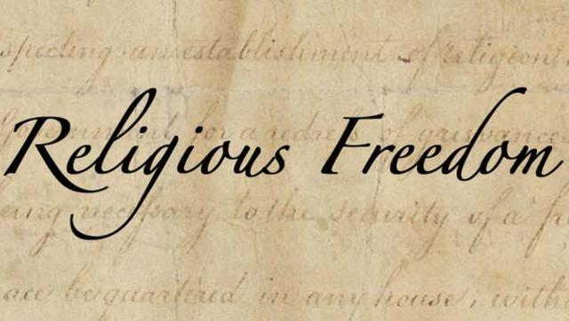 Ordinance of Religious Freedoms