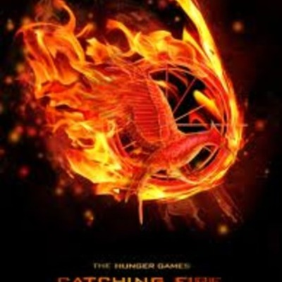 (dz) Catching Fire by Suzanne Collins, fiction ( 496 pages) timeline