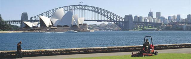 Toro Australia launches