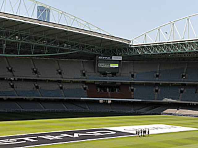 Etihad Stadium was opened