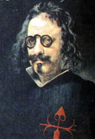 El Parnaso español (Francisco de Quevedo)