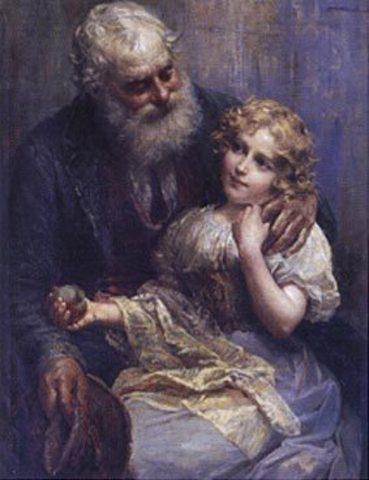 El Viejo y la Niña (Leandro Fernández)