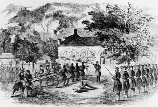 John Brown's Raid on Harpers Ferry