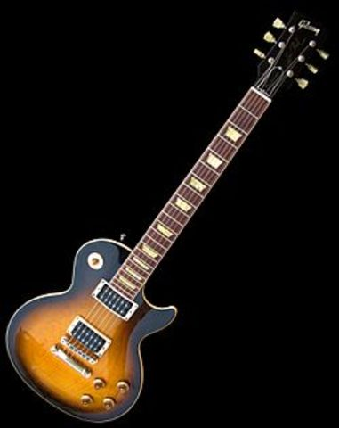 The Les Paul was invented