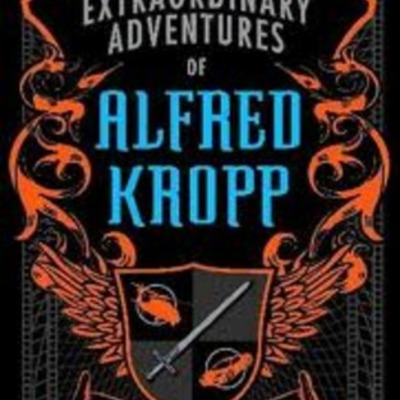 The extrordinary adventures of Alfred Kropp-By:Rick Vancey-Fiction 340 pg. timeline