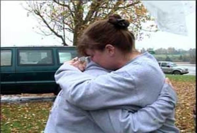 Searchers find the body of Elizabeth Olten