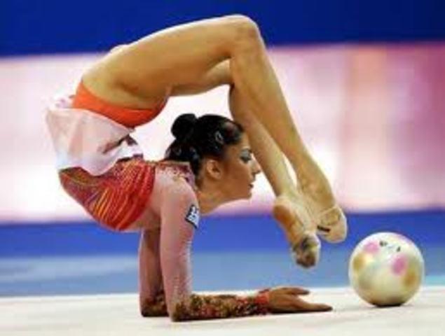 Rythmic Gymnastics Recognized