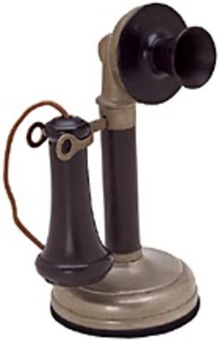 Transmisión de voz por tubos acústicos.