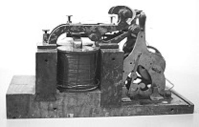 Telégrafo Electroquímico