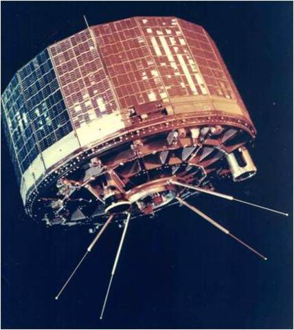 First Satellite to be launched