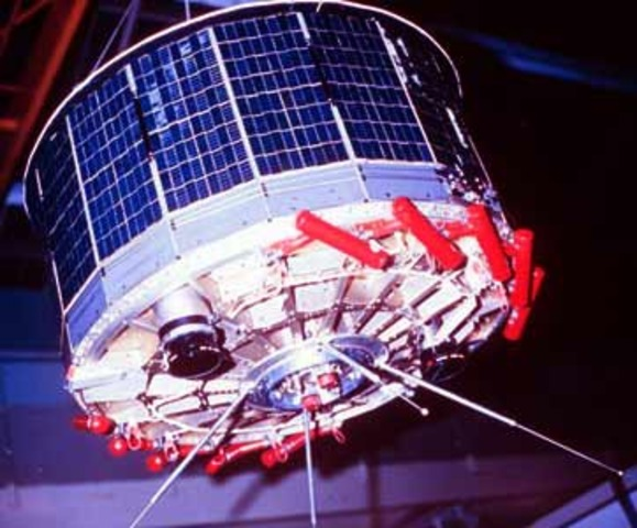 First Weather Satellite Launched