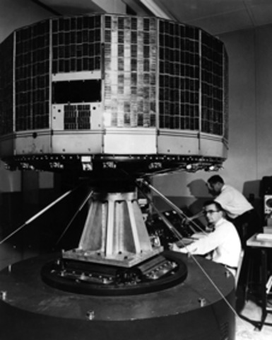 First Weather Satellite Launch
