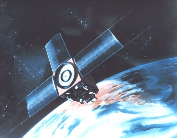 First improved satellite to be launched
