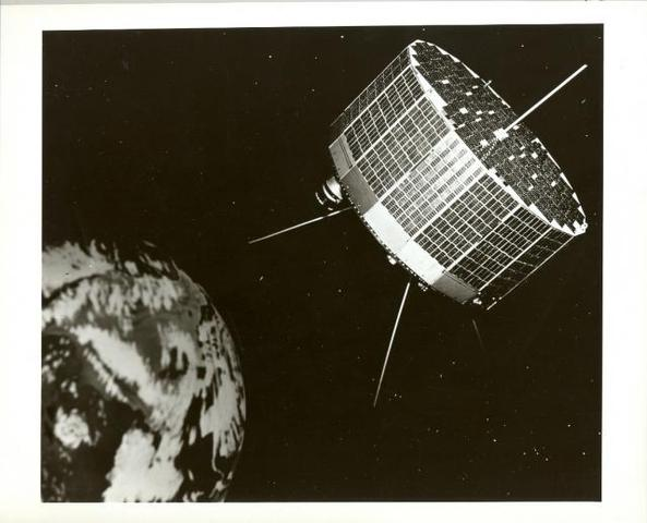 By this time, ten TIROS satellites were launched.