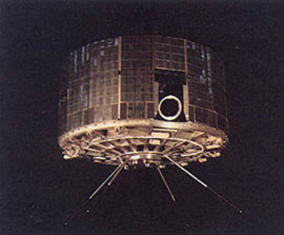 The next series of satellites, named ESSA,  were launched starting February 3, 1966.