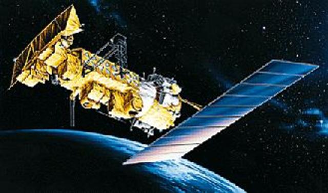 Advanced TIROS-N Satellite is Launched