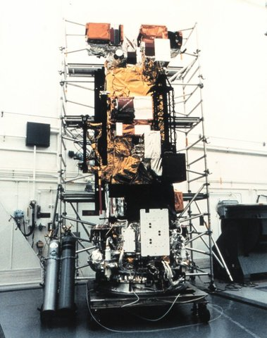 NOAA -14 is Launched