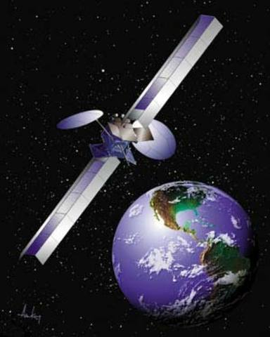 Last Day of the Five ITOS Satellites Launched