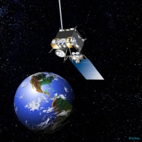 GOES 13 launched